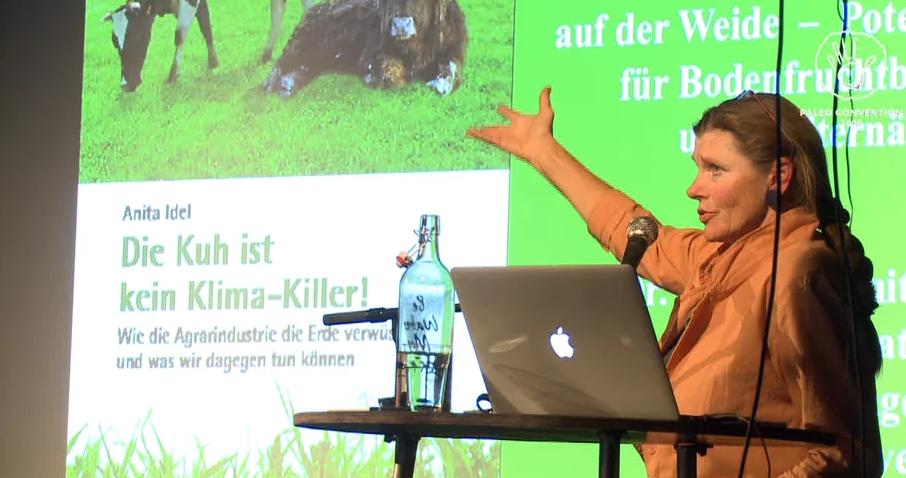 Dr. Anita Idel – Die Kuh ist kein Klimakiller