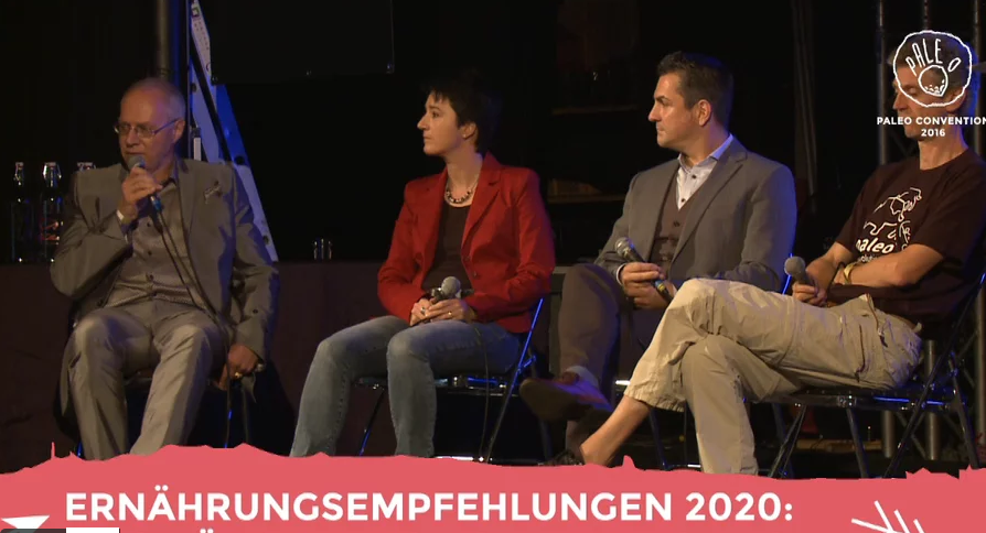 DGE Ernährungsempfehlungen 2020: Was hält den Homo medialis fit? – Dr. Löffler, Dr. Paul, Dr. Lorkowski & Jens Freese – Podiumsdiskussion