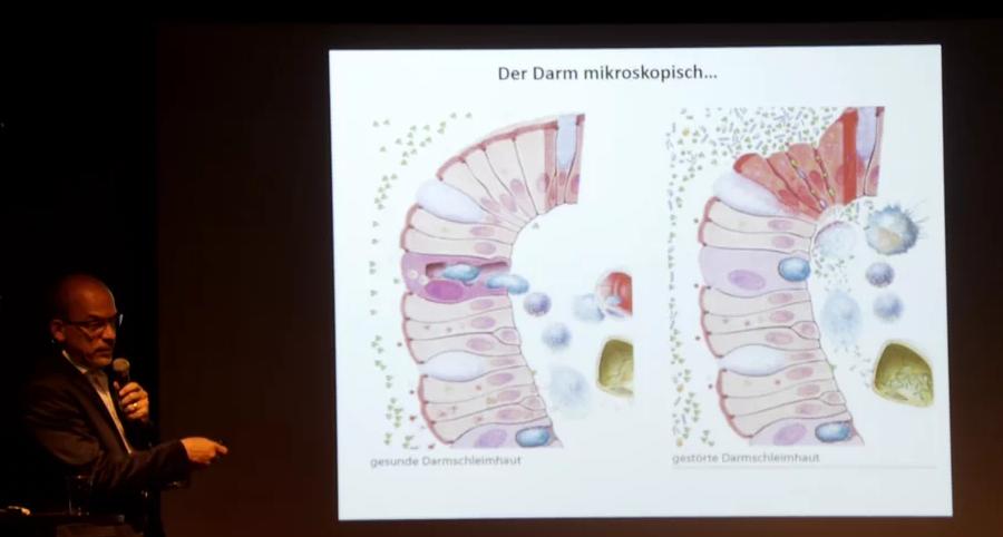 Dr. Jens Keisinger – Depressionen und Angstzustände eine Frage der Ernährung!
