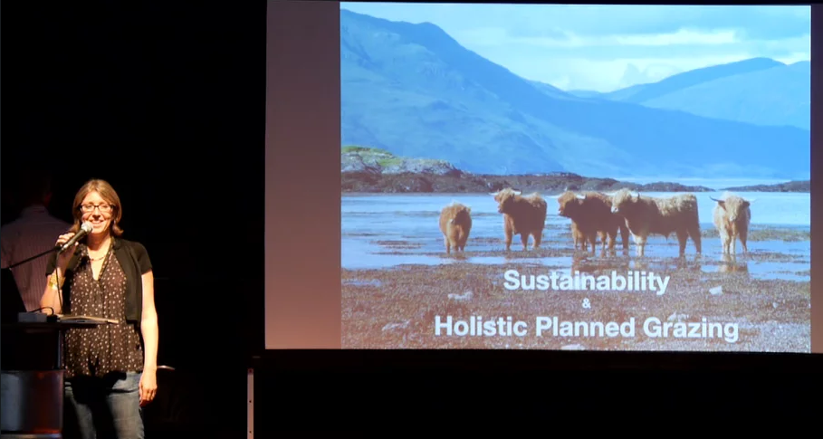 Christopher Cooke – Sustainability and Holistic Planned Grazing (EN)